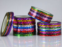 Holographic Tinsel Line Tape Fly Tying Material