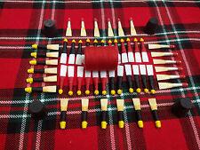 TC Great Highland Bagpipes Cane Reeds,Hemp,Stock Corks,Practice Chanter Reeds