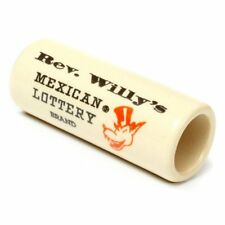 Dunlop RWS12, Rev Willy's Mo-Jo Mexican Lottery Porcelain slide, Large