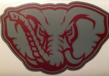 "Alabama Crimson Tide Football Decal 5""x7"" Vinyl Sticker. **FREE SHIPPING**"