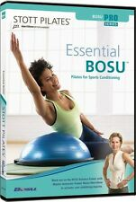 Stott Pilates: Essential BOSU - Pilates for Sports Cond (2005, DVD NU (REGIONE )