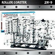 7000cm Long Marble Roller Coaster level 9 with electric elevator marble kits.