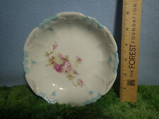 WEIMAR GERMAN PORCELAIN  Footed Candy Dish Bowl