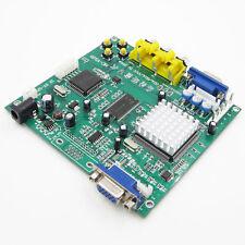 Juego Arcade RGB/Cga/Ega/Yuv A Vga Convertidor De Video Hd Board HD9800/GBS8200 L140