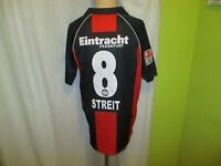 "Eintracht Frankfurt Jako Trikot 2006/07 ""FRAPORT"" + Nr.8 Streit Gr.M/L TOP"