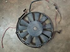 Alfa Romeo spider electric cooling fan