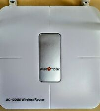 WISE TIGER Wireless Router 1200mbps Long Range Wifi High Speed Dual Band Stream