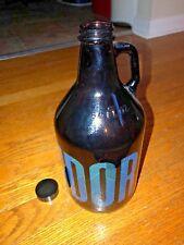 Corridor Brewing & Provisions(Chicago) Empty 64 oz. Growler-Bottle w/Cap
