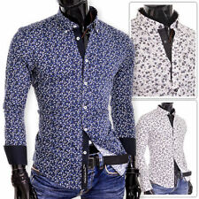 Modern Button Down Casual Shirts & Tops for Men
