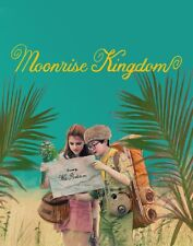 Moonrise Kingdom Poster - Kemi Mai - Limited Edition of 100