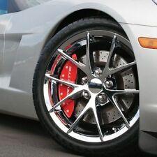 2005-2013 C6 Corvette Red MGP Caliper Covers 13008SCV6RD