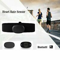 ANT+ Sports Sensor Heart Rate Monitor Chest Strap for Bryto Zwift Garmin Onelap