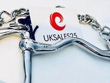 Slotted Cheek Port Mouth Kimblewick Bits (UKSALES25® Horse Bits)