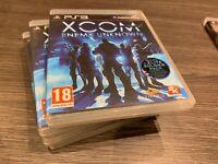 Xcom Enemy Unknown PS3 IN Spanisch