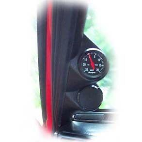 NEW Fits 1985-1992 Volkswagen GOLF JETTA double pod full a-pillar gauge holder