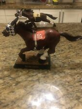 SECRETARIAT #1A - Kentucky Derby Limited Edition Bobblehead - The Rarest Bobble