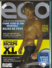ANDRES BLAZIBAT Spanish EGO Magazine 11/08 EVA MENDES