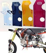 Dirt Pit Bike Engine Guard Aluminum Skid Plate For Honda XR50 CRF50 XR CRF70 110