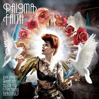 Paloma Faith - Do You Want the Truth or Something Beautiful? - New Red Vinyl LP