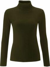Camisas y tops de mujer de manga larga 100% algodón talla L