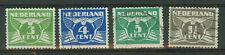Niederlande Briefmarken 1926/35 Freimarken 176-78+281Mi.Nr.
