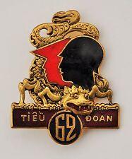 Armée Vietnamienne: 62° Bataillon d'Infanterie Vietnamienne, Drago Olivier Metra