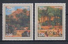 Algerien Algerie 1985 ** Mi.894/95 Gemälde Paintings Palmen Palms [sq3999]