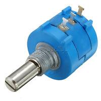 3590S-2-502L 5K Ohm Rotary Wirewound Precision Potentiometer Pot 10