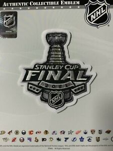 2021 STANLEY CUP FINAL OFFICIAL PATCH JERSEY STYLE CANADIENS LIGHTNING SHIPS NOW