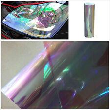 200x30cm Clear Colorful Vinyl Wrap Film Sheet For Headlight Taillight Fog Light