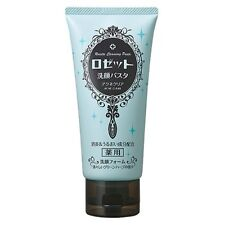 ROSETTE Cleansing Paste Acne Clear 120g Made in Japan