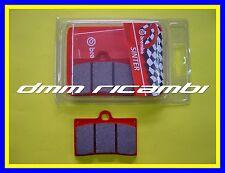 Pastiglie freno anteriori BREMBO SA APRILIA RS 250 96>97 rosse RS250 1996 1997