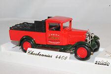 Solido #4408, 1930's Citroen Delivery Truck, Boxed