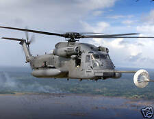 Photograph of a MH-53M Pave Low IV Helicopter  8x10