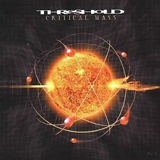 THRESHOLD - Critical Mass -  limited edition 2 disc CD Digipak