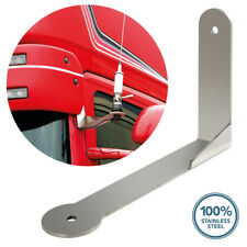 Lorry CB Funk Antennen-Halterung Stainless Steel Adapter Aerial Radio for Scania