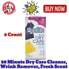 20 Minute At Home Dry Care Cleaner, Wrinkle Remover, Fresh Scent, 6 Count (T) photo
