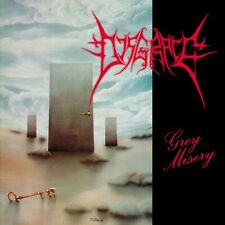 DISGRACE - Grey Misery - The Complete Death Metal Years 2CD, NEU