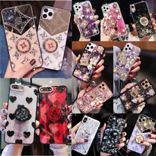 Luxury Rhinestones Fashion Phone Case For iPhone 11 Pro Max X XR XS 8 7 6 Cover