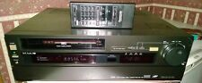 Panasonic AG-1950 VHS VCR Recorder Player GX4 with Remote Control