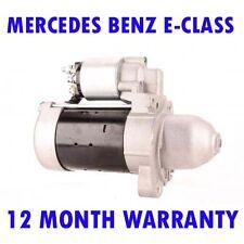 Mercedes benz e-class 200 220 250 300 1993 194 1995 - 2002 starter motor