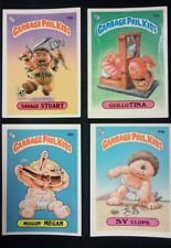 Vintage Garbage Pail Kids Cards Lot Matte & Glossy backs GPK