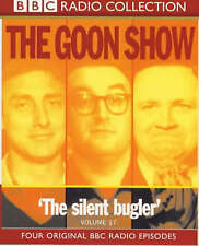 The Goon Show: Volume 17: The Silent Bugler by Spike Milligan (BBC 2 CD Set)