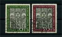 BUND 1951 Nr 139-140 gestempelt (113012)
