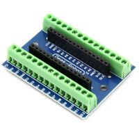 New Nano Terminal Adapter for Arduino Nano V3.0 AVR ATMEGA328P-AU Module Board k
