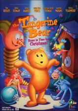 The Tangerine Bear: Home in Time for Christmas! [New DVD]