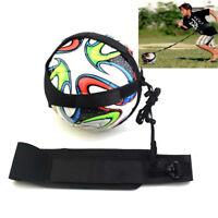 Football Kick Trainer Skills Solo Soccer Training Aid Equipment Waist Belt
