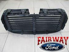 15 thru 16 F-150 OEM Ford Upper Radiator Grille Air Shutter Control Assembly NEW