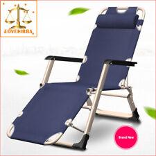 Reclining Sun Beach Deck Lounge Chair Outdoor Folding Chair HBE2030