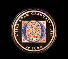 Malta 10 euro 2020 COLOR**L ISLE ADAM GRADUELS** in box